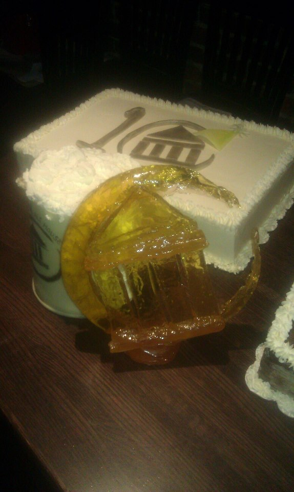 "Capital Ale House""s 10th Anniversary Cakes"